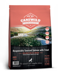 Caniwild Adult Gentle Trout with Salmon 12kg