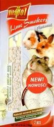Wapienny przysmak dla gryzoni i królików - 2 sztuki