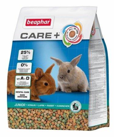 Zbilansowany pokarm dla młodych królików - 1,5 kg