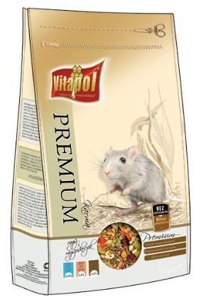 Codzienny pokarm do żywienia myszy i myszoskoczków - 800 g