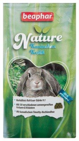 Karma Super Premium dla dorosłych królików Nature Cuni 1250g