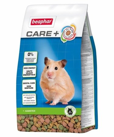Karma klasy Super Premium dla chomików Care+ Hamster 700g