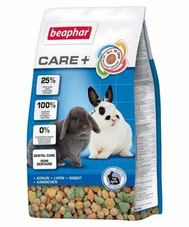 Karma klasy Super Premium dla dorosłych królików Care+ Rabbit 250g