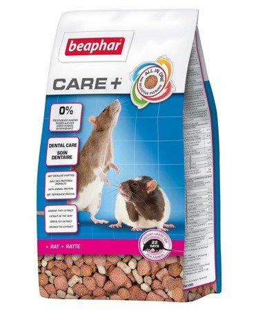 Karma klasy Super Premium dla szczurów Care+ Rat 250g