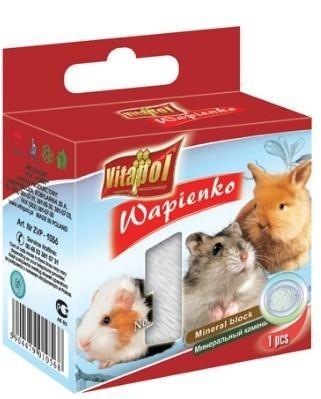 Naturalne wapienko dla gryzoni i królików - 40 g