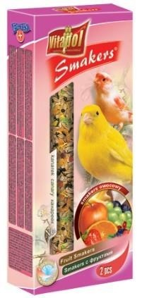 Owocowe kolby dla kanarków - 2 sztuki