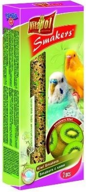 Przekąska dla papużek falistych - kiwi - 2 sztuki