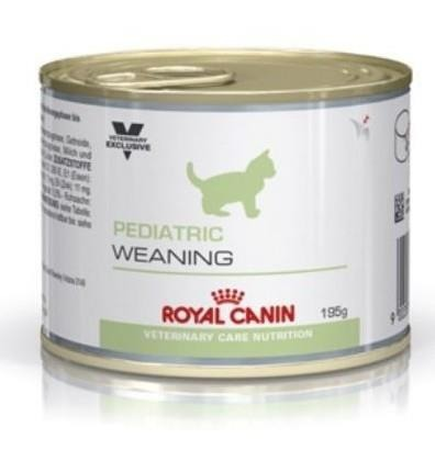 Royal Canin Veterinary Diet Care Nutrition Pediatric Weaning puszka 195g
