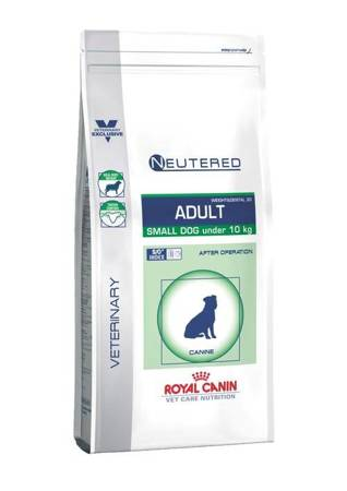 Royal Canin Veterinary Diet Dog Neutered Adult Small Dog Weight & Dental 30 800g