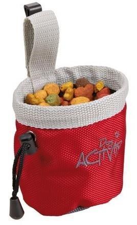 Mała torebka szkoleniowa na smakołyki - 8 x 10 cm
