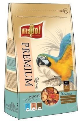 Pokarm w jakości premium dla dużych papug - 750 g