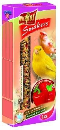 Zestaw kolb dla kanarków - paprykowe - 2 sztuki